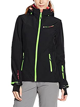 Peak Mountain Chaqueta Soft Shell Amala