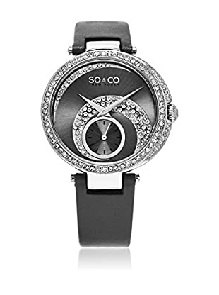 So&Co New York Orologio con Movimento al Quarzo Giapponese Woman GP16100 40 mm