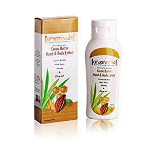 Aryanveda Cocoa Butter Hand & Body Lotion - 100ml