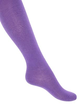 Clarin Leotardo Liso Cotton (morado)