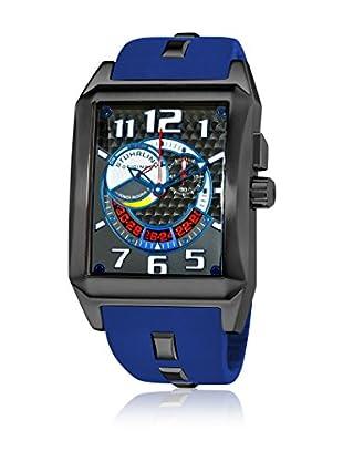 Stührling Original Uhr mit schweizer Quarzuhrwerk Man Mad Complex 42 mm