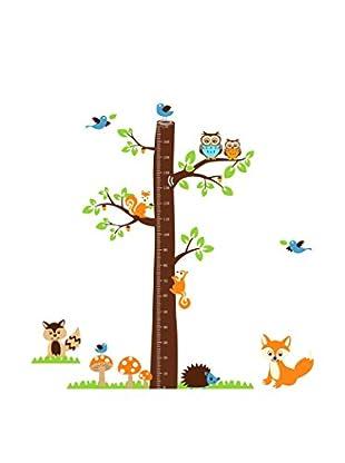 SuperStudio Wandtattoo Tree & Little Owls