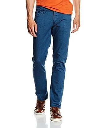 Mexx Herren Slim Jeanshose MX3022752 PANT, Gr. W34/L32, Blau (OMAR WASH D00141)