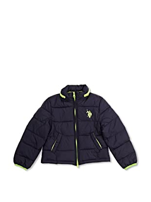 US Polo Assn Abrigo Junior Player (Marino)