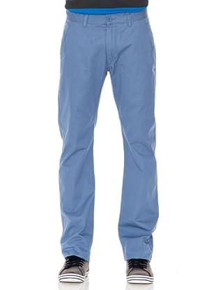 Springfield Pantalón Color (Azul)