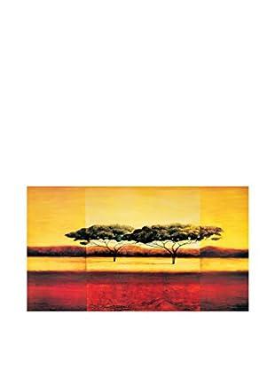 ARTOPWEB Wandbild Emmerich Kenya 76x135 cm