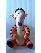 Tigger Interactive Talking Plush By Mattel 1999 10 Inch