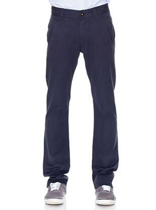 Springfield Pantalón Algodón Chino (azul marino)