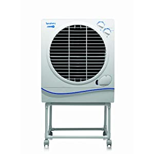 Symphony Jumbo 51-Litre Air Cooler (White)