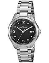 Maurice Lacroix Women's MI1014-SS002-350 Miros Analog Display Analog Quartz Silver Watch