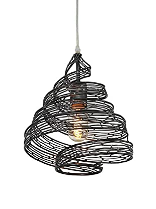 Varaluz Flow 1-Light Mini Wrapped Pendant, Steel