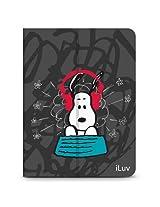 iLuv Snoopy Folio for iPad Air (AP5SNOFGR)