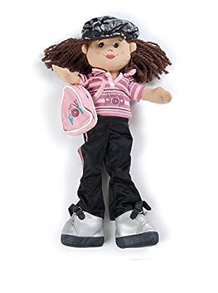 My Doll Muñeca Amylee 2 TA006 Rosa