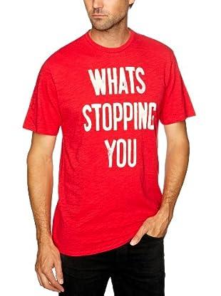 Lee Camiseta Hale (Rojo)