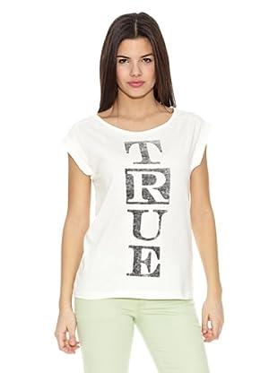 Springfield Camiseta True (Crudo)