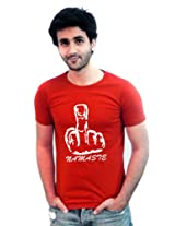 Incynk Men's T-Shirt - MSS19 (Red)