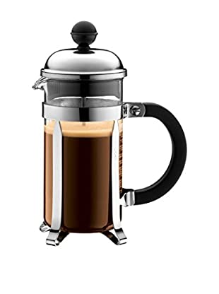 Bodum Chambord 12-Oz. Coffee Maker, Chrome