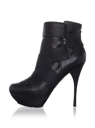 L.A.M.B. Women's Bask Boot (Black)