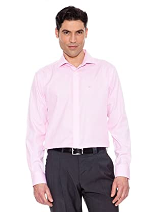 Pedro Del Hierro Camisa Cuadros Vichy (Rosa)