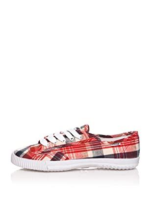 Shulong Zapatillas Shuclassic Low (Rojo)