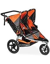 Bob Flex Duallie Jogger Stroller - Orange