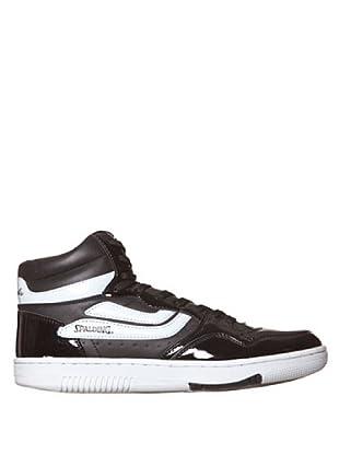 Spalding Zapatillas Alibe Pu (Negro / Blanco)