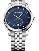 Louis Erard Analog Blue Dial Men Watch - 16930AA05.BMA39