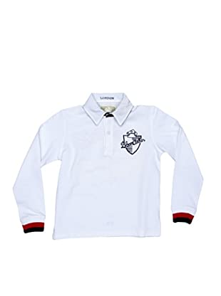 Bloom Polo Rugby Inglaterra (blanco)