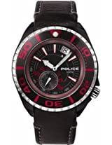 Police Regatta Analog Multi-Colour Dial Men's Watch 11182JSB-02
