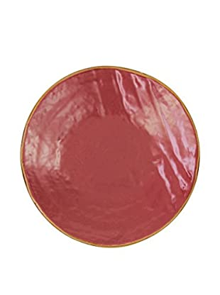 Novità Home Set Plato De Fruta 4 Piezas Color Cereza