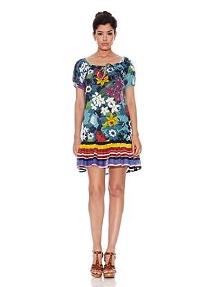 Peace & Love Vestido Agoura Hills (Multicolor)