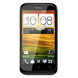 HTC Desire U T327W (Dual SIM, Black)