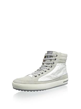 Tod's Men's High-Top Sneaker (Bianco)