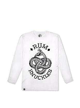 Rum Knuckles Camiseta Manga Larga Eternal Snake