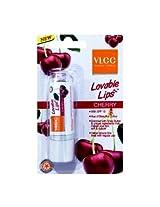 VlCC Lovable Lips Lip Balm Cherry, 4.5gm