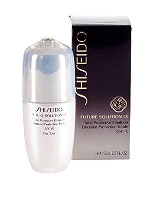 Shiseido Future Solution LX Total Protective Emulsion SPF15, 75 ml, Preis/100ml: 238.67 €