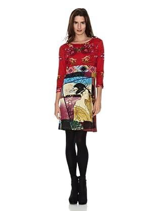 Peace & Love Vestido Baoding (Multicolor)