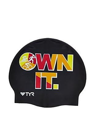 TYR Badekappe Own it
