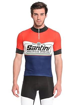 Santini Fahrradshirt Fs