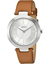 DKNY End-of-season Stanhope Analog Silver Dial Women's Watch - NY2293