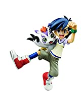 Megahouse Digimon Adventure: Joe and Gomamon G.E.M. PVC Figure