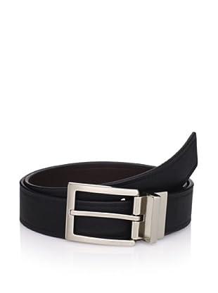 Michael Kors Men's Reversible Belt (Black/brown)