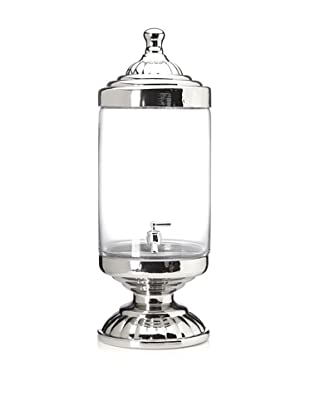 Home Essentials Paul Re Mercury Cylinder Drink Dispenser, 1.5-Gal.