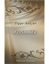 Fjandboer: Fortællinger fra Heden (Danish Edition)