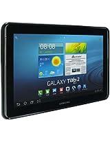 C&E Samsung Galaxy Tab 2 10.1 Flexible Gel Skin Case - Black (CNE03808)