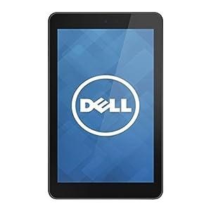 Dell Venue 8 Tablet with Folio Case (32GB, WiFi, 3G), Black