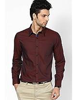 Brown Formal Shirt