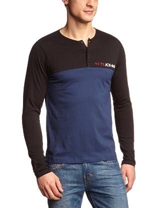 JACK & JONES Camiseta (Azul)