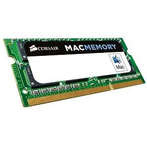 Corsair CMSA4GX3M1A1066C7 4GB Dual Channel Memory Kit