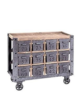 Wood Cart, Multi